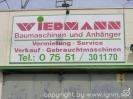 Fa. Wiedmann 2007